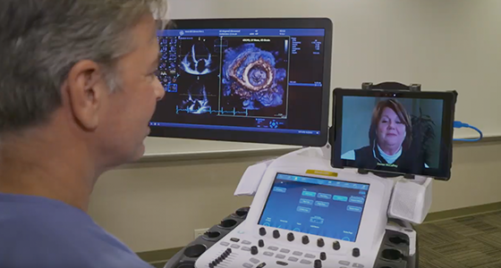 GE Healthcare Digital Expert delivers virtual face-to-face training for you and your team.